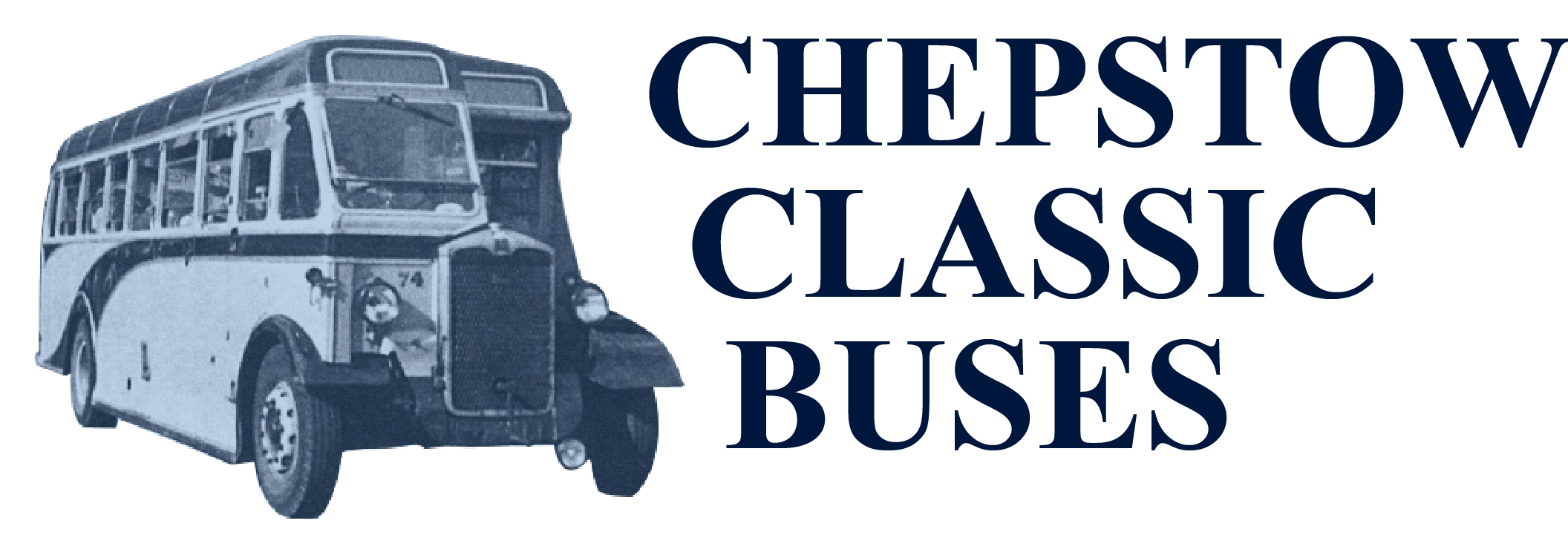 Vintage bus here | Chepstow Classic Buses